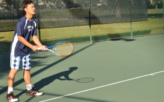 Boys' tennis continues roll, now 12-1